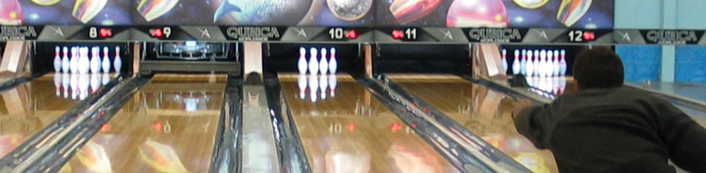 Partijtje bowlen of kegelen? slider