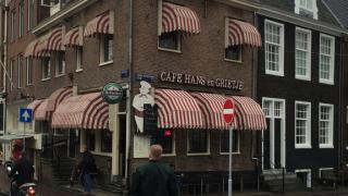 Impression Hans en Grietje Café
