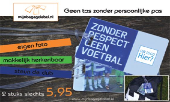 Impression mijnbagagelabel.nl